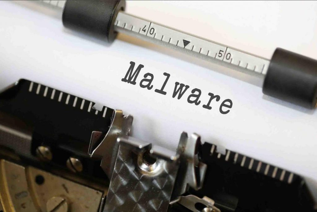 Security breaches and malware attacks